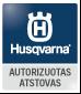 Husqvarna prekybos atstovo elektroninė parduotuvė